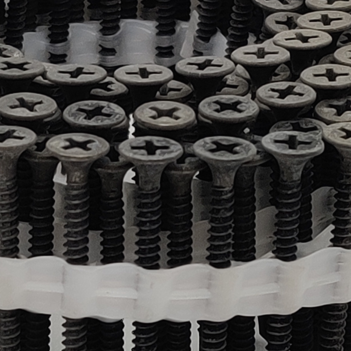Coil Schnellbauschrauben | phosphatiert | Bohrspitze | 3,5x25 | 2.500 Stk