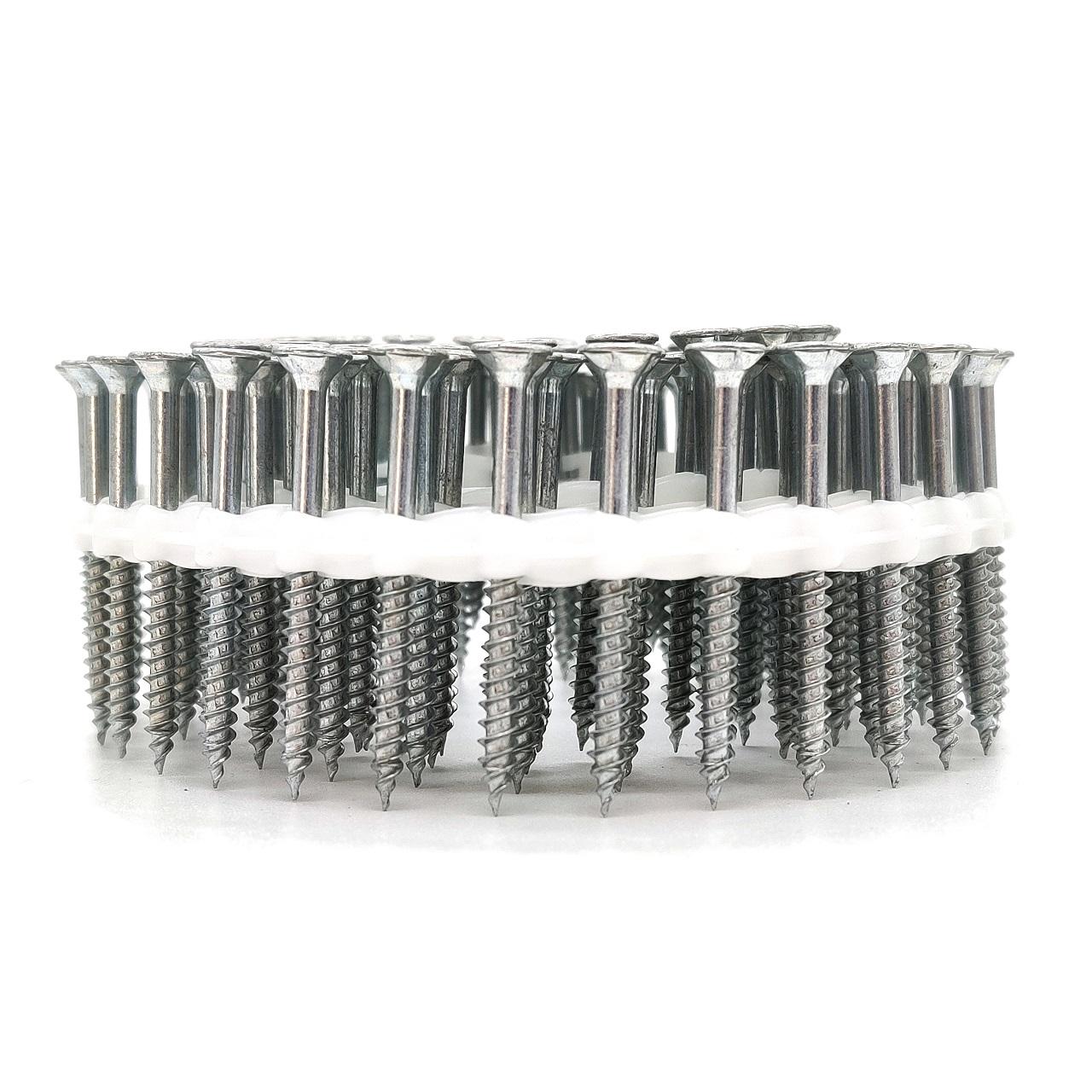 Coil TIMTEC ®- Universalholzbauschrauben | hell verzinkt | 5,0x60 | 1.125 Stk