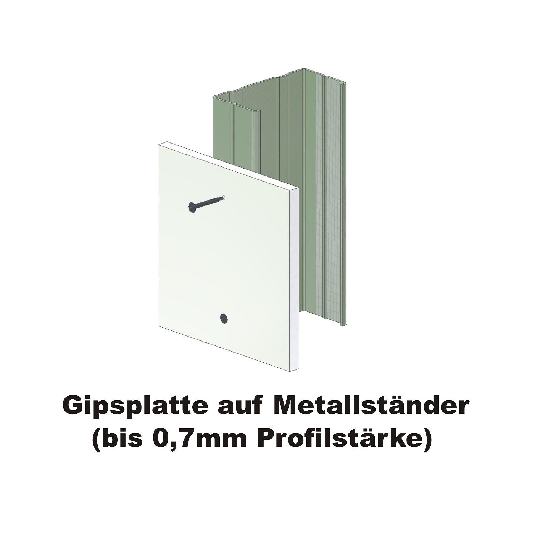 Magazinierte Schnellbauschrauben | phosphatiert | Feingewinde | 1 Palette | 180.000 Schrauben | 3,5x25